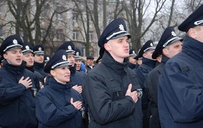 В Черкассах начала работать новая полиция