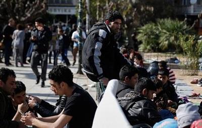 Премьер Греции требует равномерное распределение беженцев в ЕС