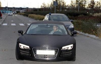 Півзахисник Реала оштрафований на 10 400 євро за непокору дорожній службі