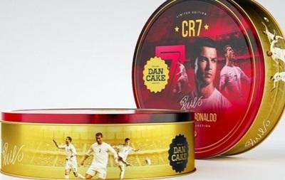Печенье  Криштиану Роналду  будут продавать в 80 странах мира