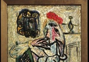 В американском музее нашли утраченную картину Пикассо