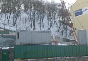 Строительство на месте старинного особняка на Подоле в Киеве запрещено Минкультом