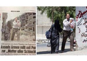 Газету обвинили в применении фотошопа в иллюстрации к статье о Сирии