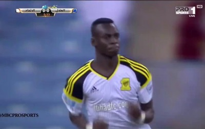 Аравийский защитник забил гол сильнейшим дальним ударом