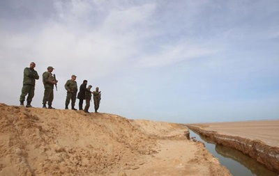 Лондон отправил в Тунис военных для охраны границы с Ливией