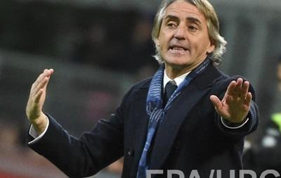 Интер отправит Манчини в отставку в конце сезона - СМИ