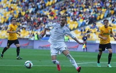 Кубок Украины: Александрия и Динамо сыграли вничью