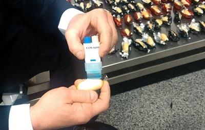 В МВД раскрыли детали спецоперации по изъятию кокаина