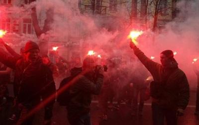 Итоги 1 марта: пикет  азовцев , подрыв авто ВСУ
