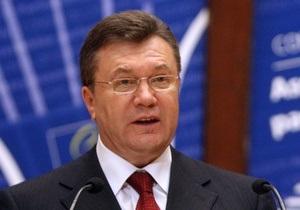 Янукович не уверен, что Украине нужен ГУАМ