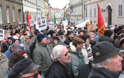 В Чехии семь общественных организаций подали в суд на коммунистов