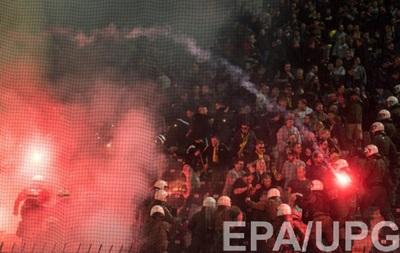 Правительство Греции отменило Кубок страны из-за беспорядков фанатов