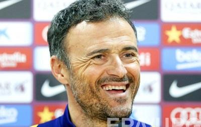Тренер Барселони: Не турбуюся про наші промахи з пенальті