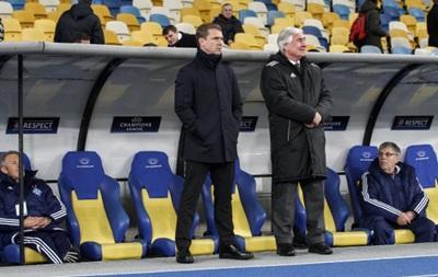 Ребров: Верю, что в Лиге чемпионов еще не все потеряно