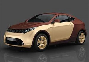 В России показали первые прототипы  народного автомобиля