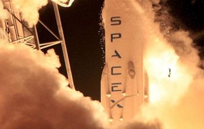 Приземление ракеты-носителя Falcon прошло неудачно