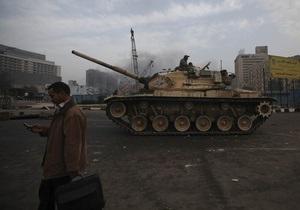 Туристы начали отказываться от поездок в Египет