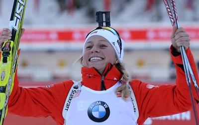 Экхофф завоевала золото в женском спринте, украинки не попали в Топ-10