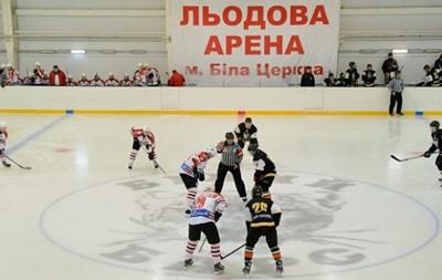 Донбасс разгромил Белый Барс в матче чемпионата Украины по хоккею
