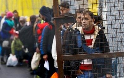 Канцлер Австрии призвал Германию ввести квоту на прием мигрантов