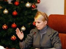 Тимошенко отправится в Москву после Ющенко