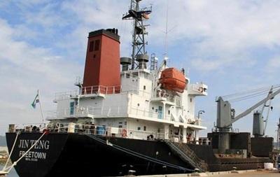 Филиппины конфисковали северокорейское судно