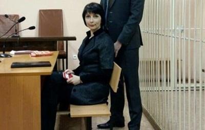 Лукаш заявила о приостановке следствия по ее делу
