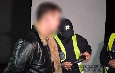 В Луцке аттестовщик полиции открыл стрельбу