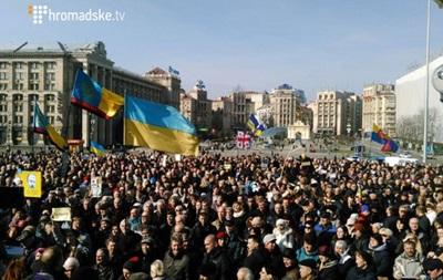 В ряде городов начались акции в поддержку Савченко