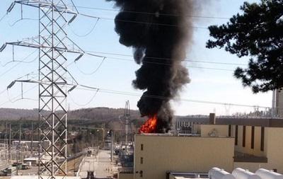 В США на АЭС прогремело несколько взрывов