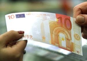 Еврокомиссия в 10 раз ухудшила оценку роста ВВП еврозоны