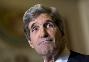Госсекретарь США может посетить Украину