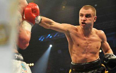 Макс Бурсак сразится за титул чемпиона мира по версии WBO в среднем весе