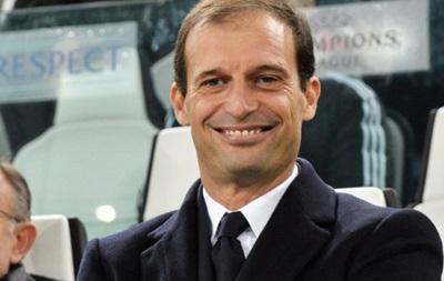 Наставник Ювентуса получил приз лучшему тренеру Италии