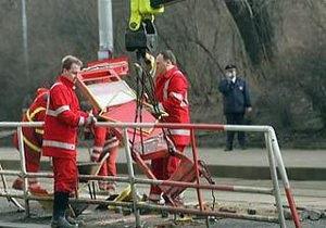 В Праге рухнули опорные конструкциии крупнейшего строящегося автомобильного туннеля