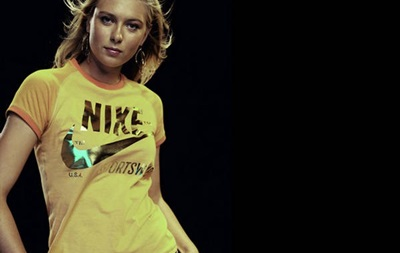 Компания Nike приостановила сотрудничество с Шараповой
