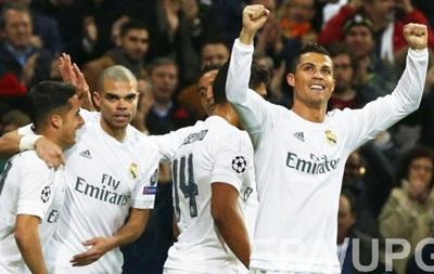 Реал обыграл Рому и вышел в 1/4 финала Лиги чемпионов