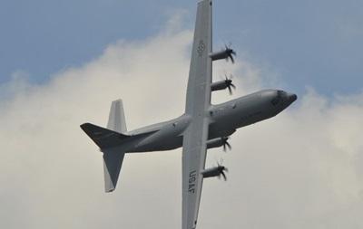 В Ираке разбился американский военный самолет
