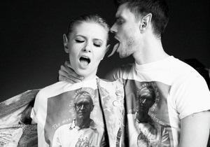 Портреты известных украинцев украсили футболки