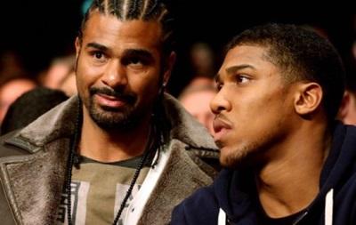 Хэй призвал Джошуа  вынести  Мартина с ринга