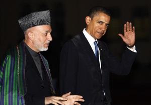 Талибан: Обама прилетел в Афганистан ночью, как вор
