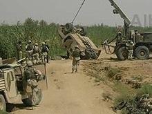 Польский патруль подорвался на мине в Афганистане