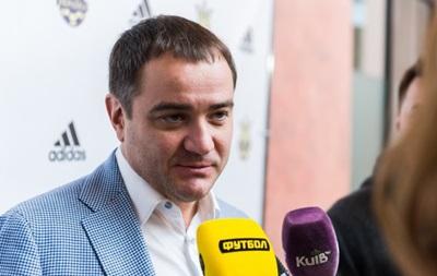 Павелко: Новая форма была разработана до отборочного цикла Евро-2016