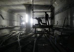 За прошлый год в киевском метро провели 48 пожарных учений