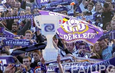 Андерлехт поддержат во Львове около 150 болельщиков