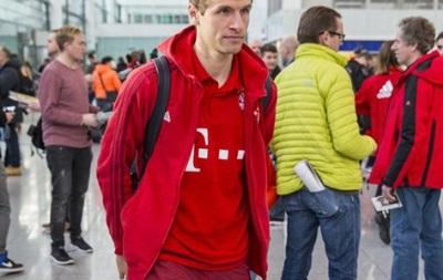 Мюллер не считает, что Барселона сильнее Баварии