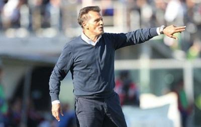Палермо назначил уже седьмого главного тренера в этом сезоне