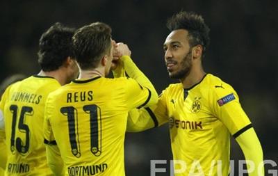 Ліга Європи: Дортмунд робить крок до 1/4, Севілья зіграє внічию