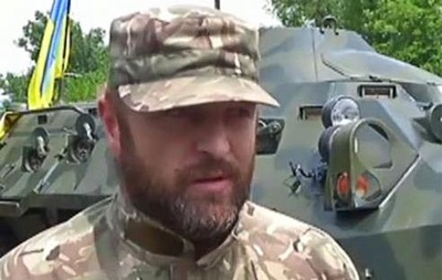 Задержан боец батальона Торнадо
