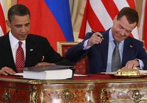 Украина отреагировала на подписание Договора по СНВ между США и Россией